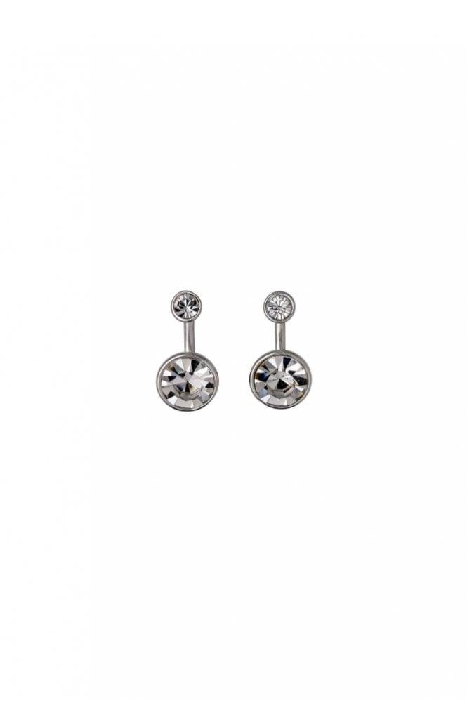 Pilgrim Charlotte Silver Plated Earrings