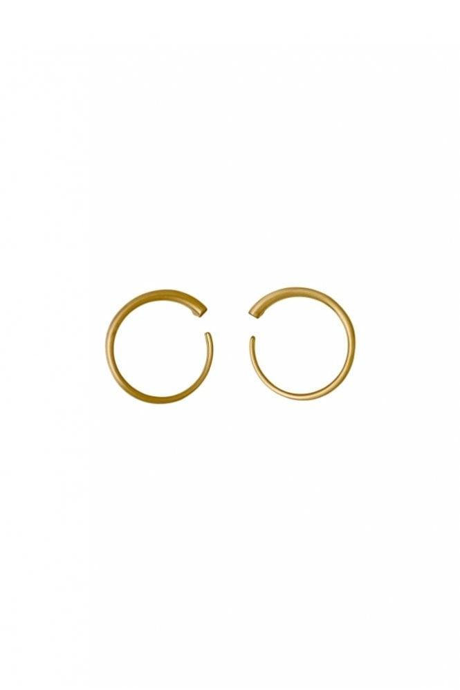 Pilgrim Prue Gold Plated Earrings