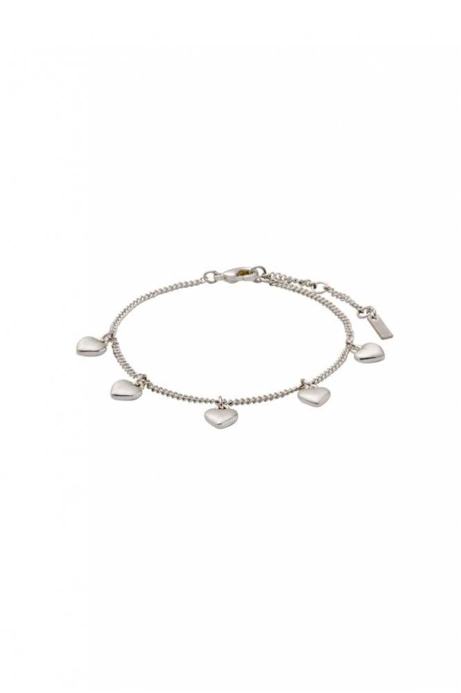 Pilgrim Sophia Silver Plated Bracelet