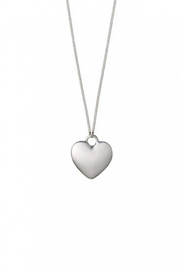 Sophia Silver Plated Necklace