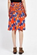 Pyrus Tangle Skirt in Floria Print