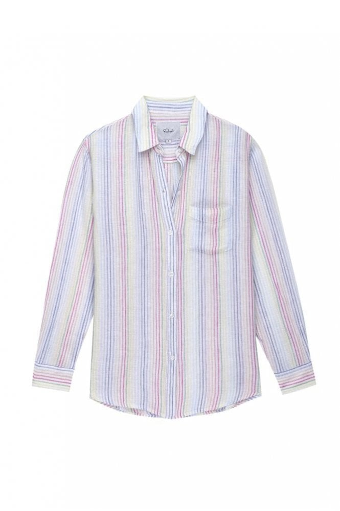 Rails Charli Shirt in Isla Stripe