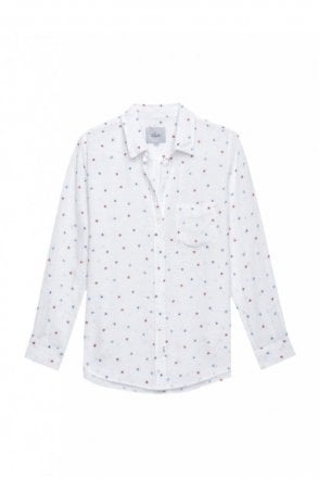 Charli Shirt in Watercolour Stars