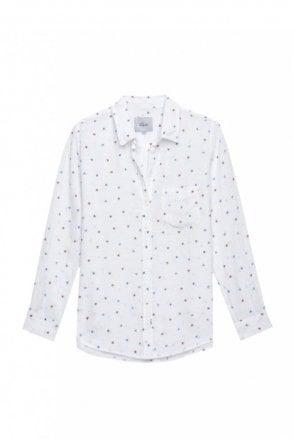 Charli Shirt in Watercolour Stars