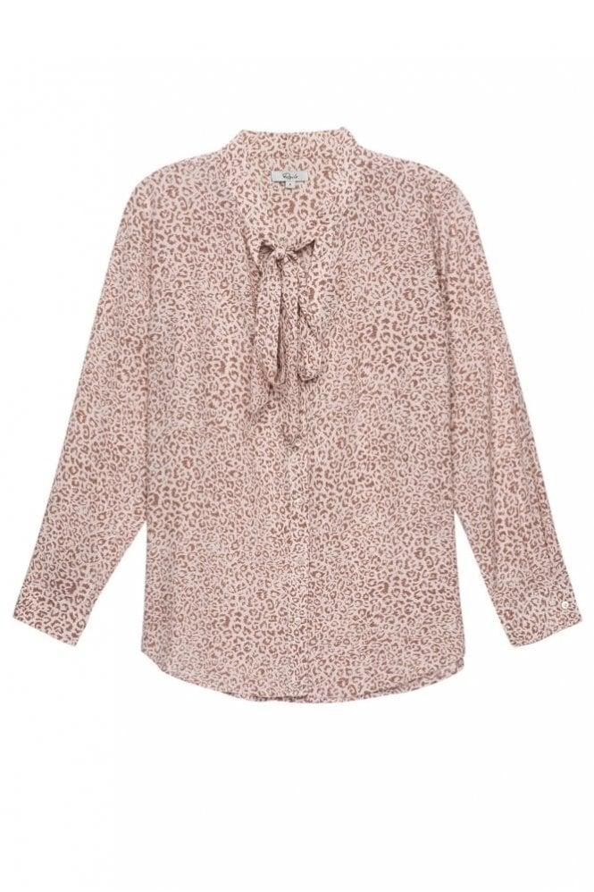 Rails Colette Shirt in Blush Cheetah