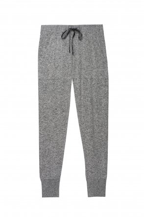 Devon Joggers in Mélange Grey