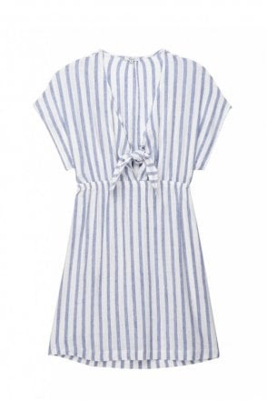 Dress in Grenadines Stripe