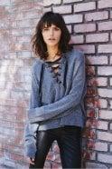 Rails Olivia Sweater in Ash