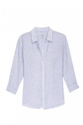 Sydney Shirt in Sparkler Stripe