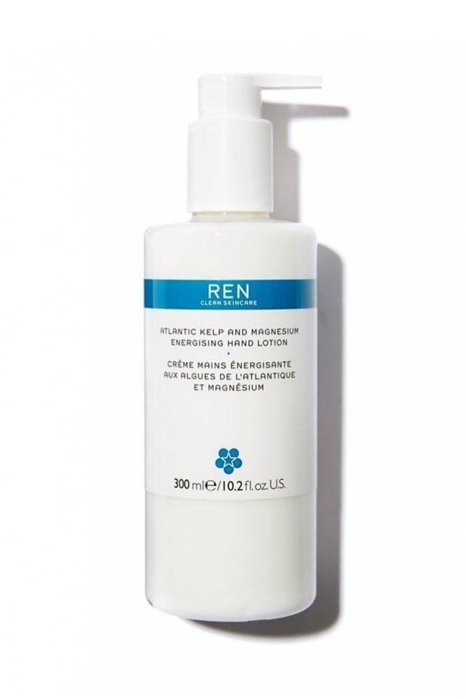 REN Clean Skincare Atlantic Kelp and Magnesium Energising Hand Cream