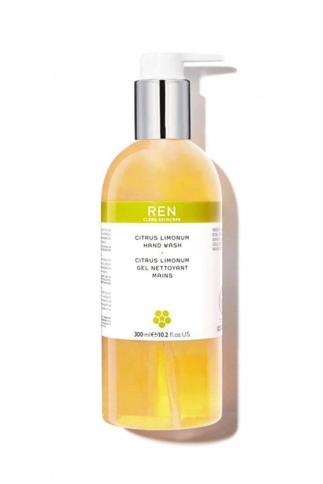 REN Clean Skincare Citrus Limonum Hand Wash