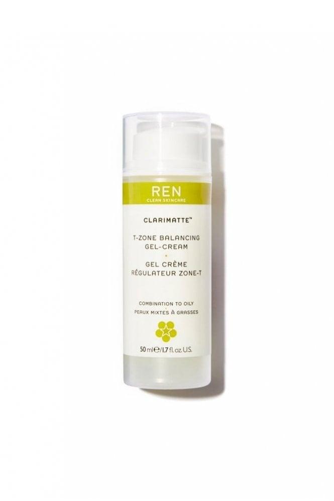 REN Clean Skincare Clarimatte™ T-Zone Balancing Gel Cream