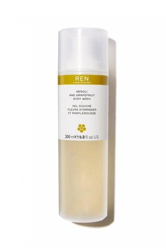 REN Clean Skincare Neroli and Grapefruit Body Wash