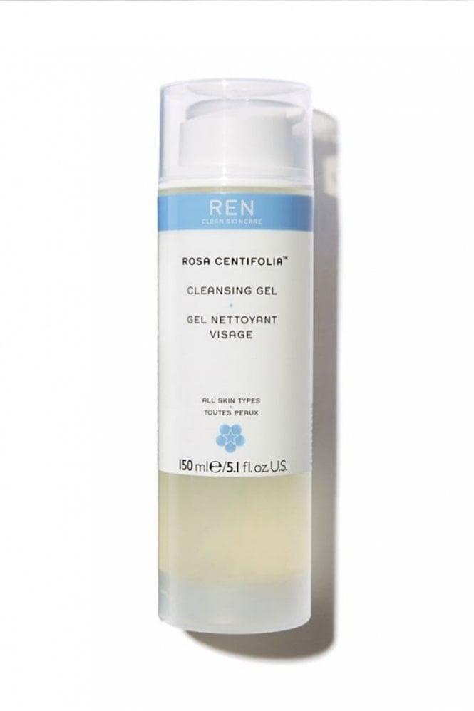 REN Clean Skincare Rosa Centifolia™ Cleansing Gel