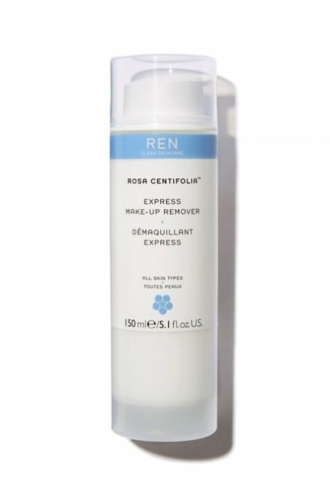 REN Clean Skincare Rosa Centifolia™ Express Make-Up Remover