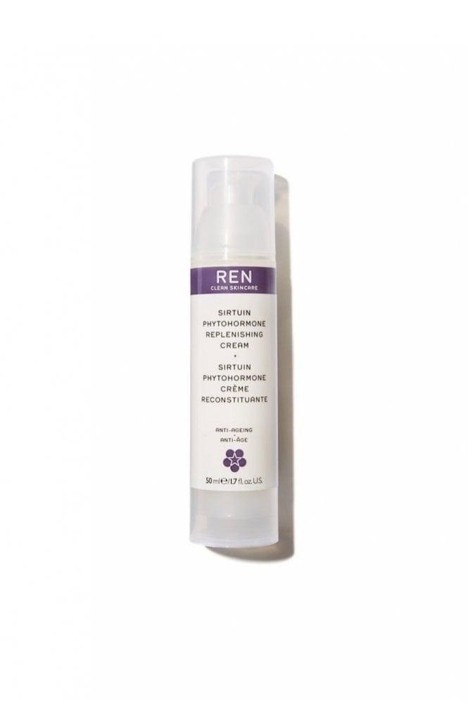 REN Clean Skincare Sirtuin Phytohormone Replenishing Cream