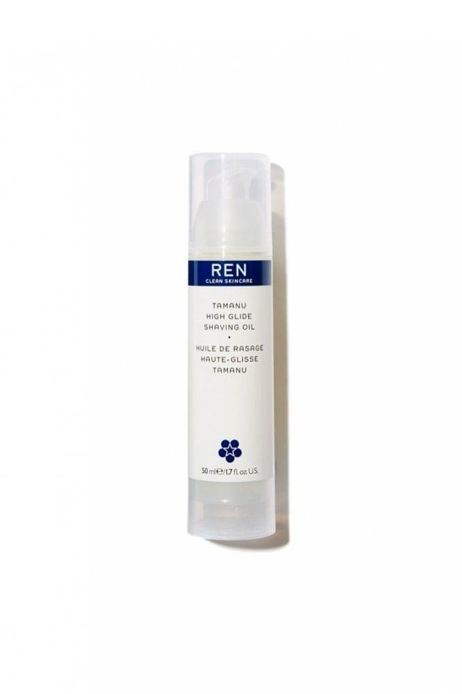 REN Clean Skincare Tamanu High Glide Shaving Oil