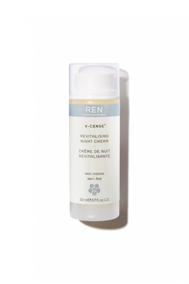 REN Clean Skincare V-Cense™ Revitalising Night Cream