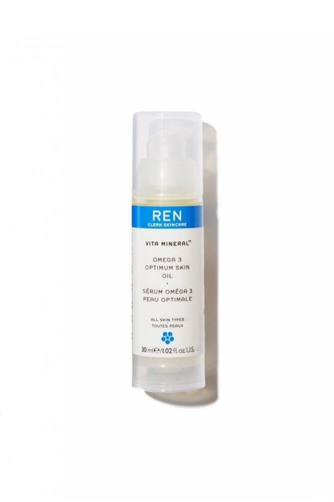 REN Clean Skincare Vita Mineral™ Omega 3 Optimum Skin Oil