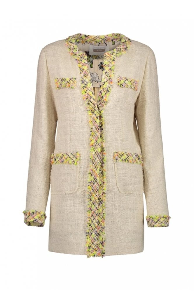 Riani Cream Frock Coat