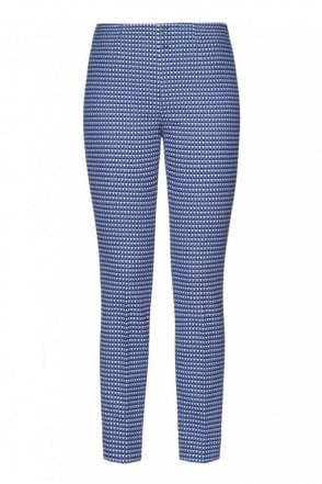Olympic Blue Patterned Pants