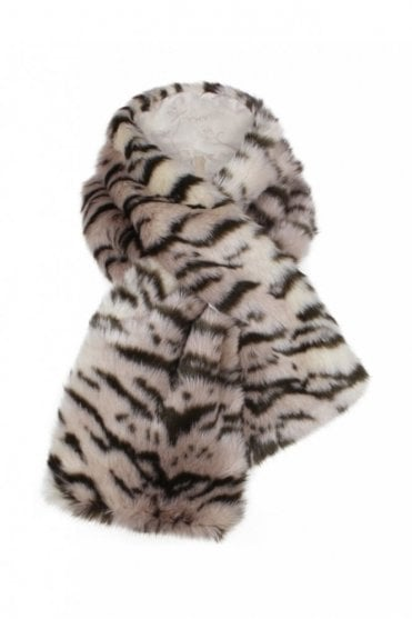 Arctic Tiger Neck Warmer