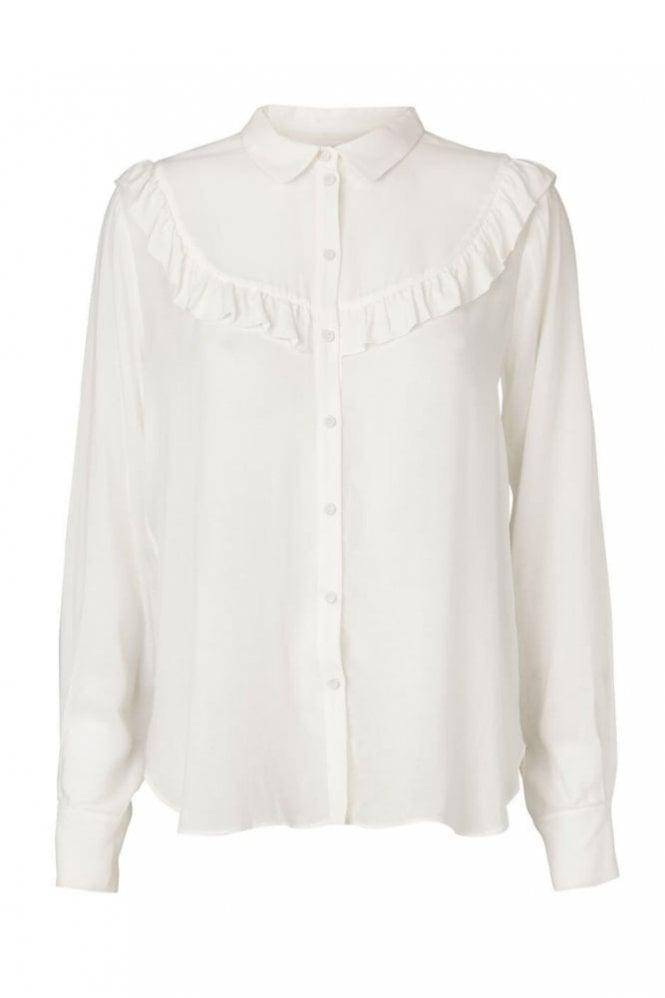 Second Female Bine Shirt in White