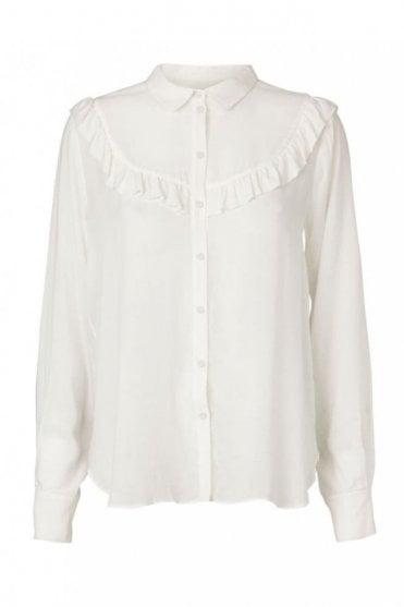 Bine Shirt in White