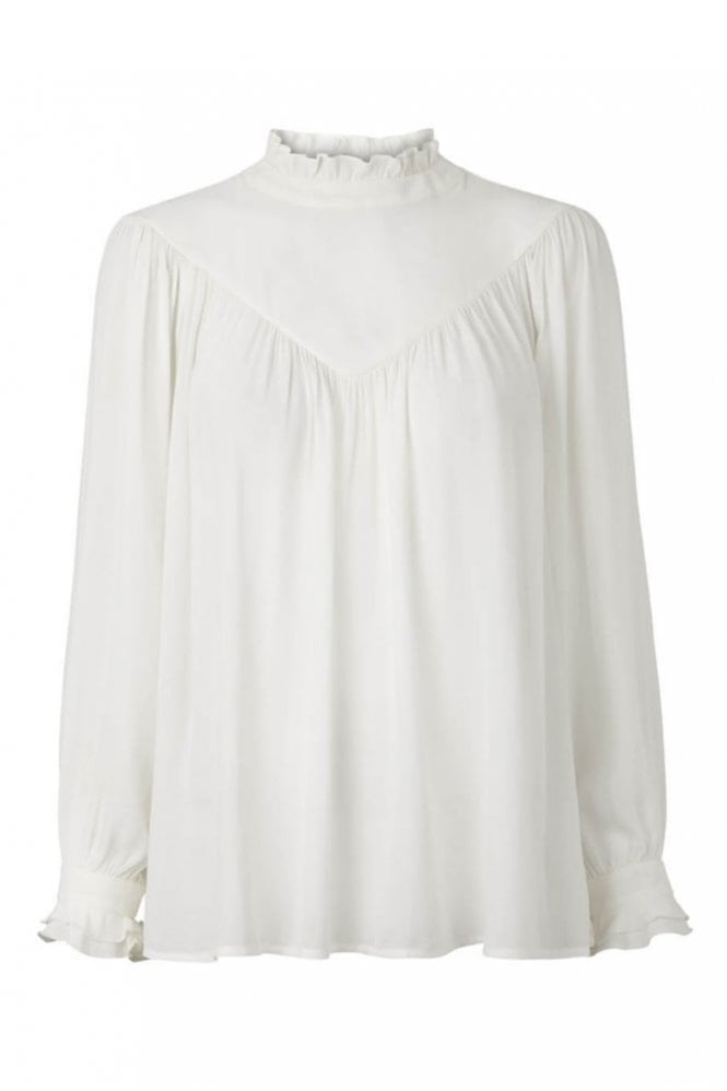 Second Female Delilah Blouse in Off White