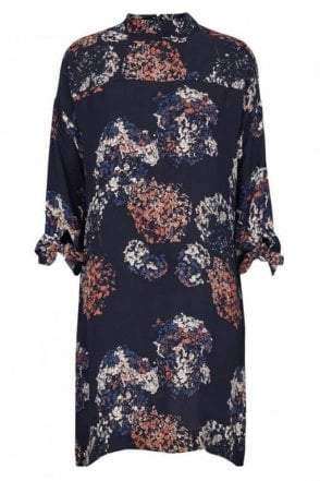 Fleur Floral Print Dress