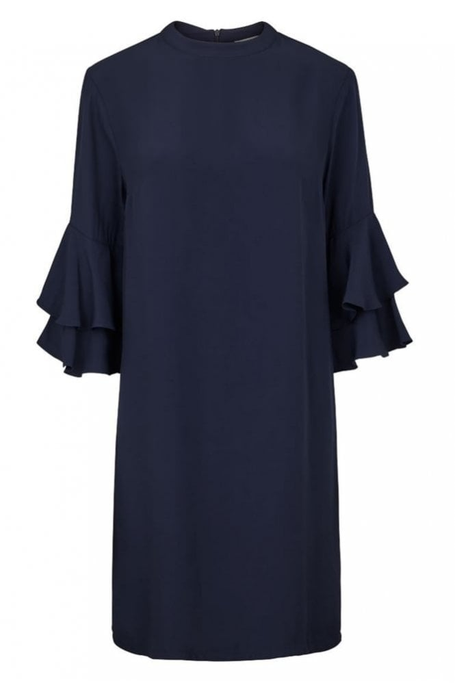 Second Female Martina Dress in Navy