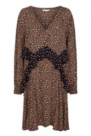 Syrenia Print Dress