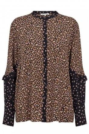 Syrenia Shirt in Black