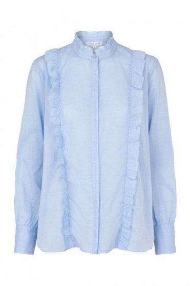 Wild Cotton Shirt Blue
