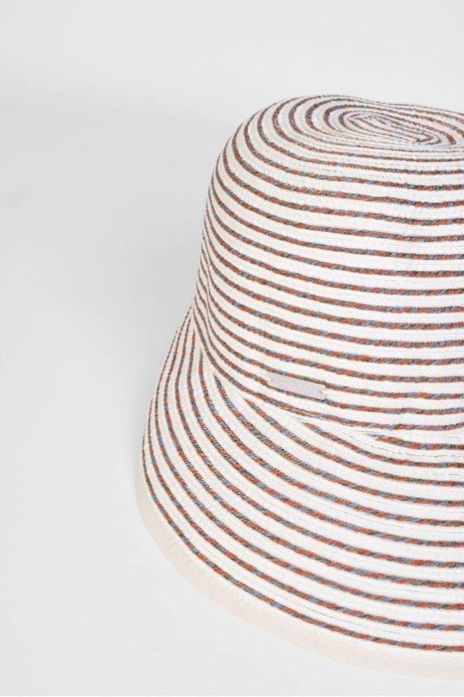 2bc01e4efcbb8 Seeberger Wide Brim Cloche Hat in Ivory at Sue Parkinson