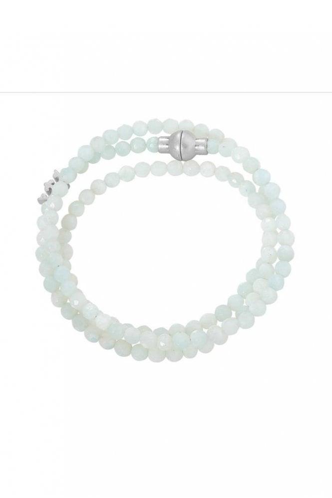 Sence Copenhagen Hippie Amazonite Bracelet