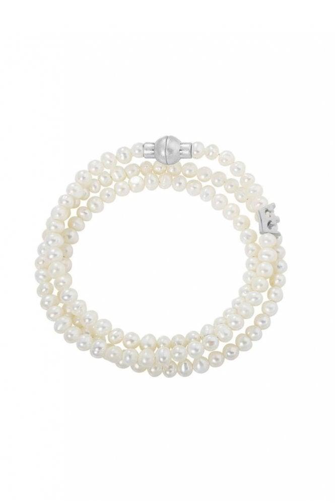 Sence Copenhagen Hippie Freshwater Pearls Bracelet