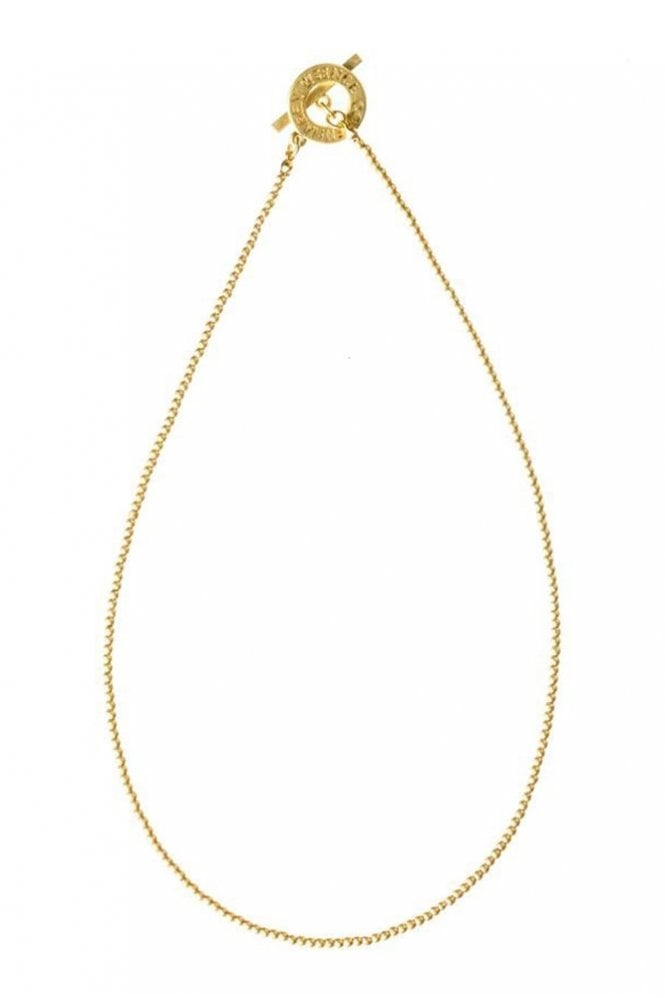Sence Copenhagen Signature Fine Worn Gold Necklace