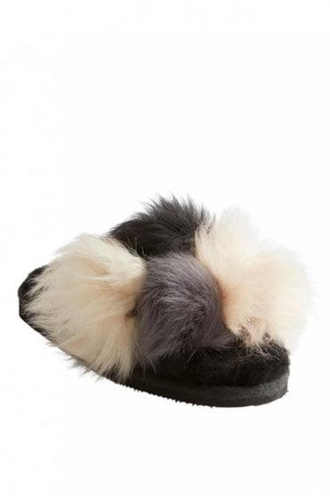 Celea Sheepskin Slippers