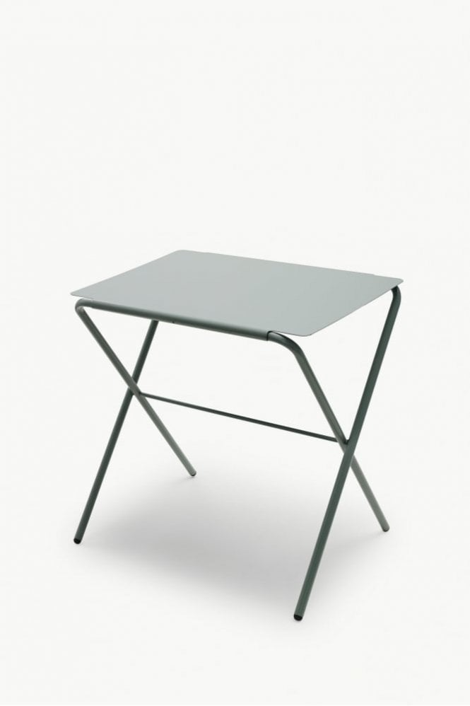 Skagerak Bow Table in Slate Grey