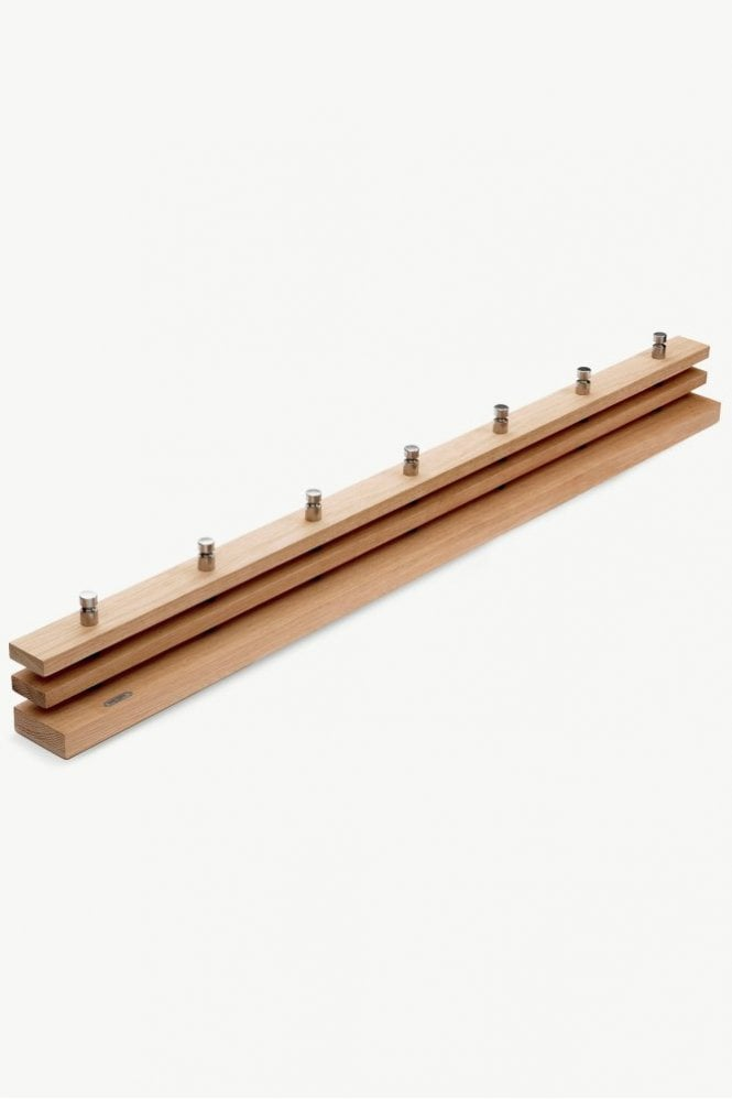 Skagerak Cutter Coat Rack 100cm in Oak
