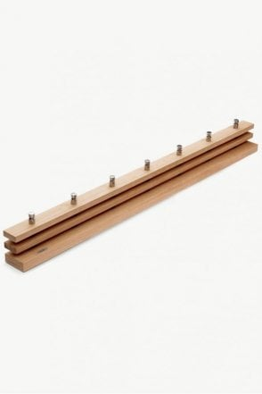 Cutter Coat Rack 100cm in Oak