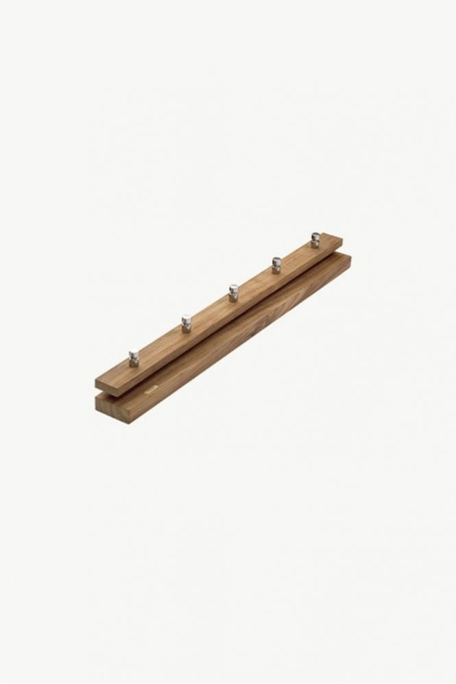 Skagerak Cutter Coat Rack 72 in Teak