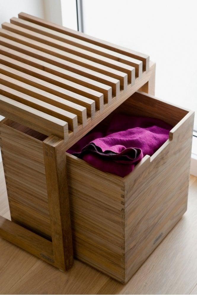 Skagerak Cutter Large Box in Teak
