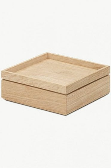 Nomad Box in Oak