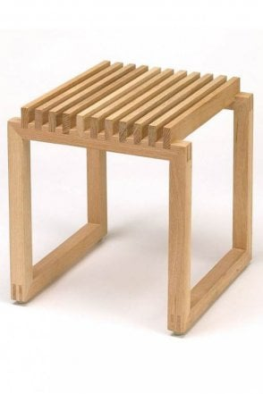 Oak Cutter Stool