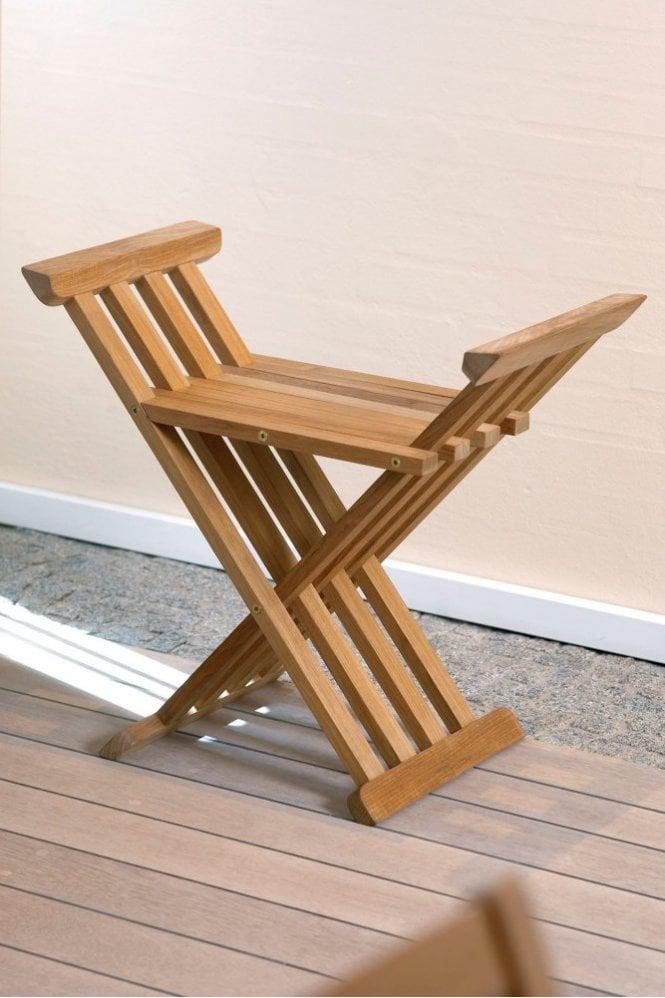 Skagerak Royal Chair in Teak