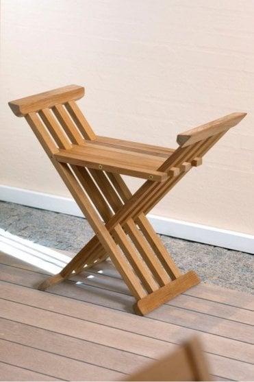 Royal Chair in Teak