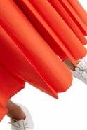 Sportmax Code Multi Pleat Skirt