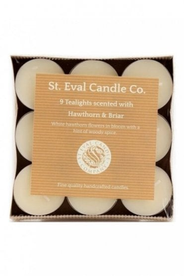 Hawthorn & Briar Scented Tealights